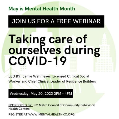 Mental Health Free Webinar